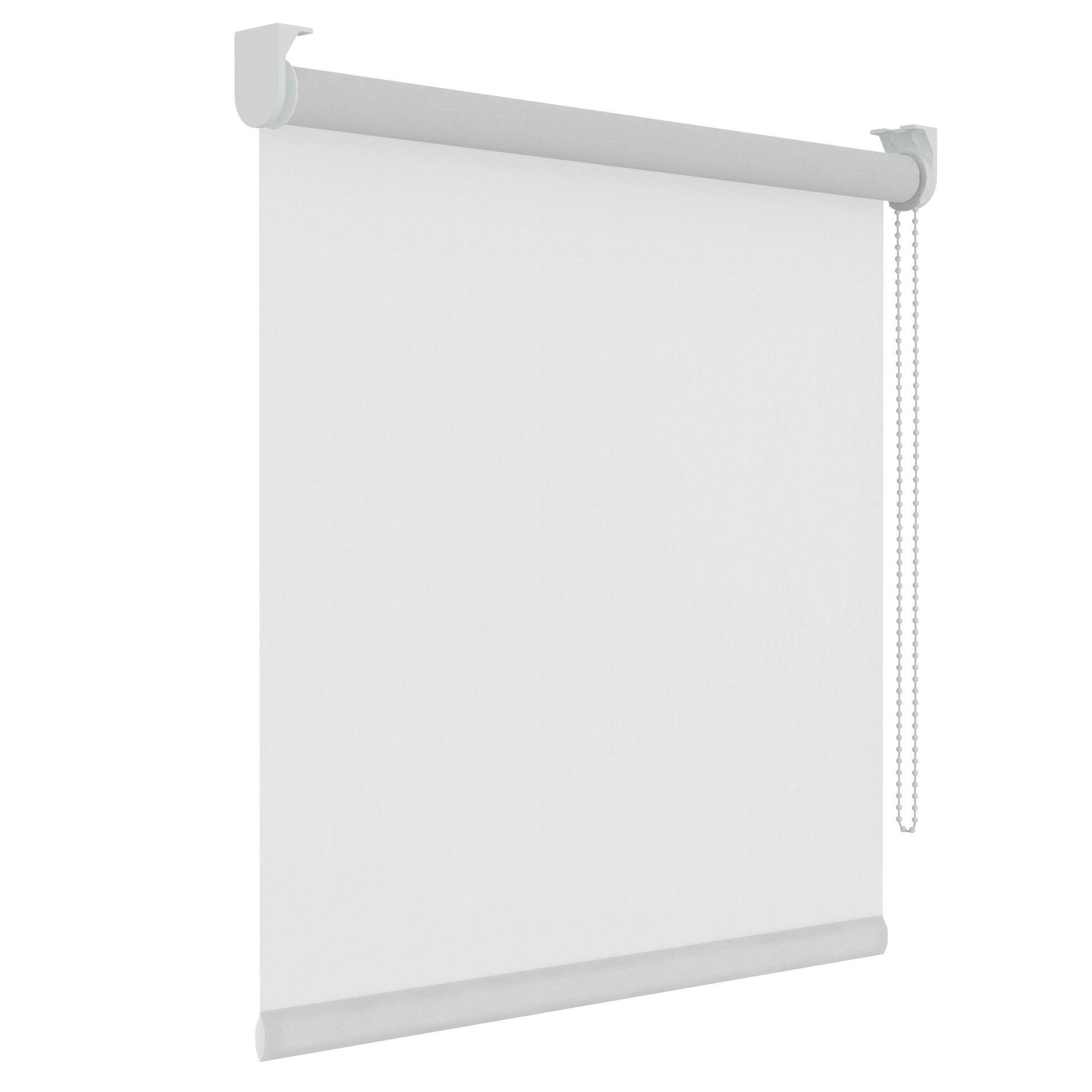 Tenda a rullo filtrante Amsterdam bianco 70 x 160 cm - 2