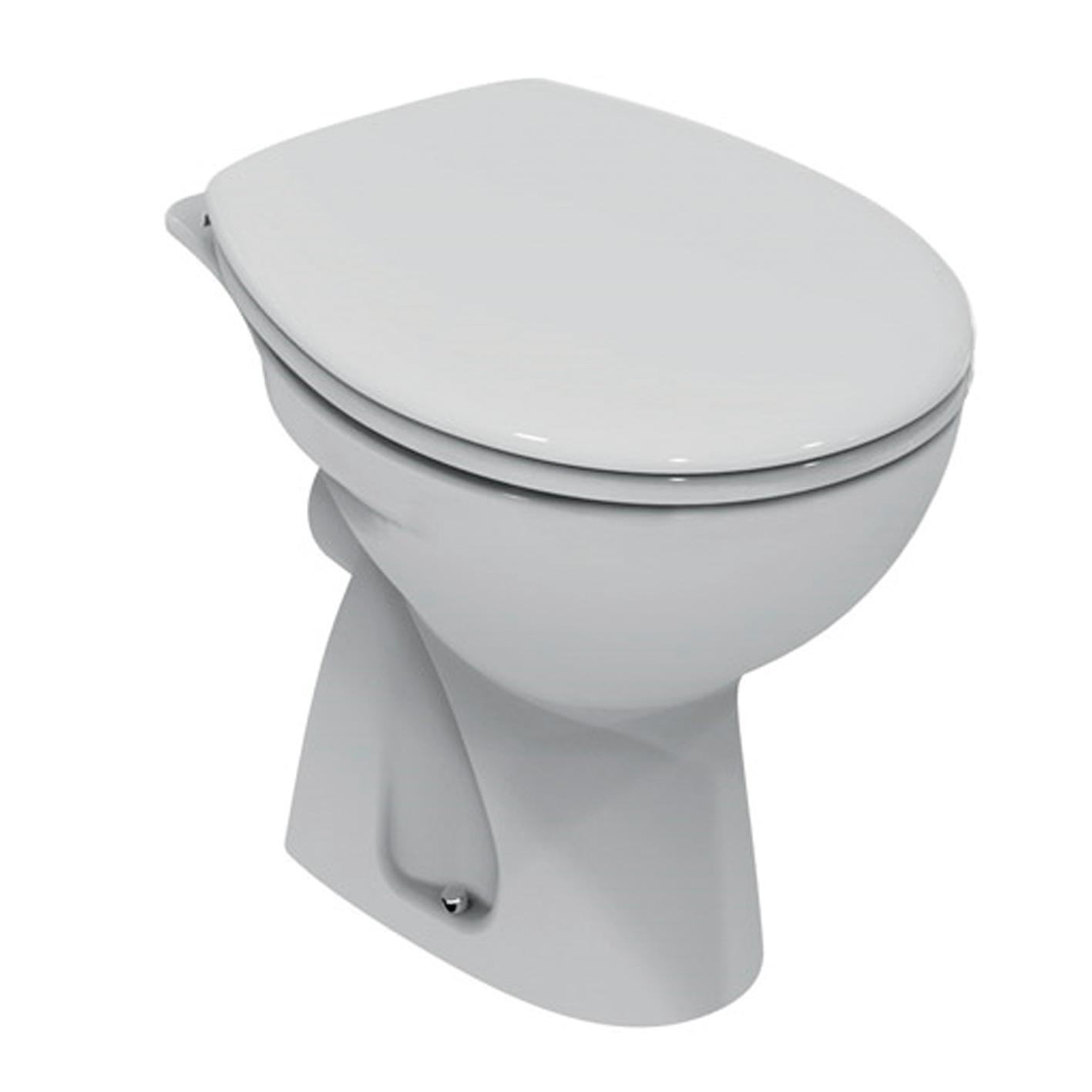 Coppia sanitari pavimento distanziato Miky New IDEAL STANDARD - 4