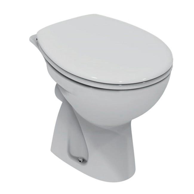 Vaso wc a pavimento miky CERAMICA DOLOMITE - 1