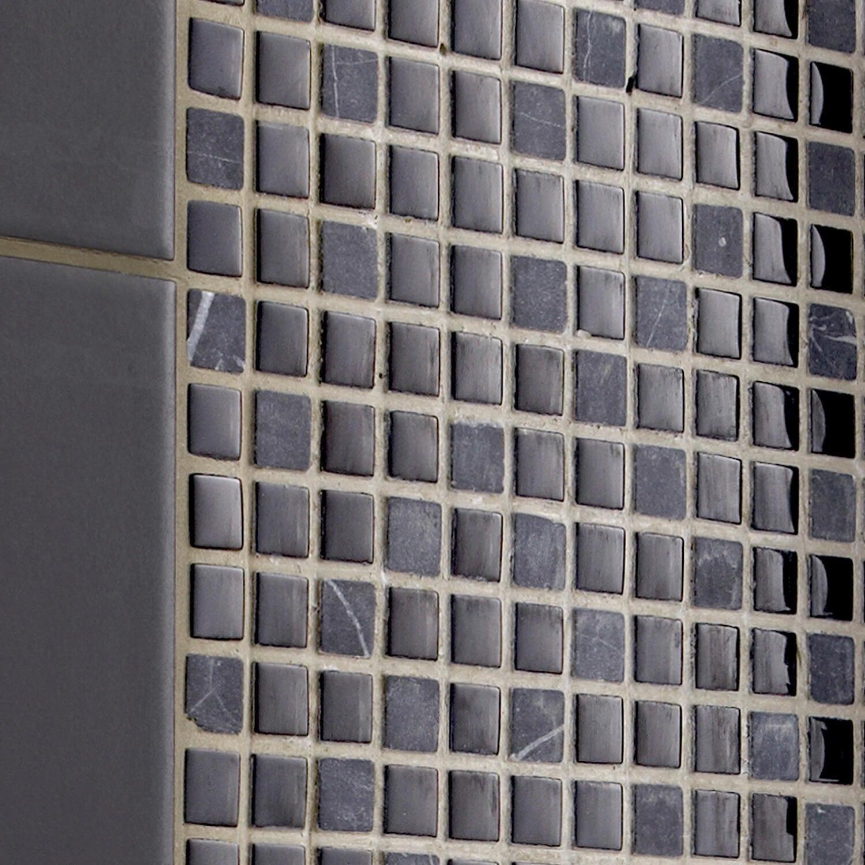 Piastrella per rivestimenti Loft 20 x 50.2 cm sp. 9 mm grigio - 6