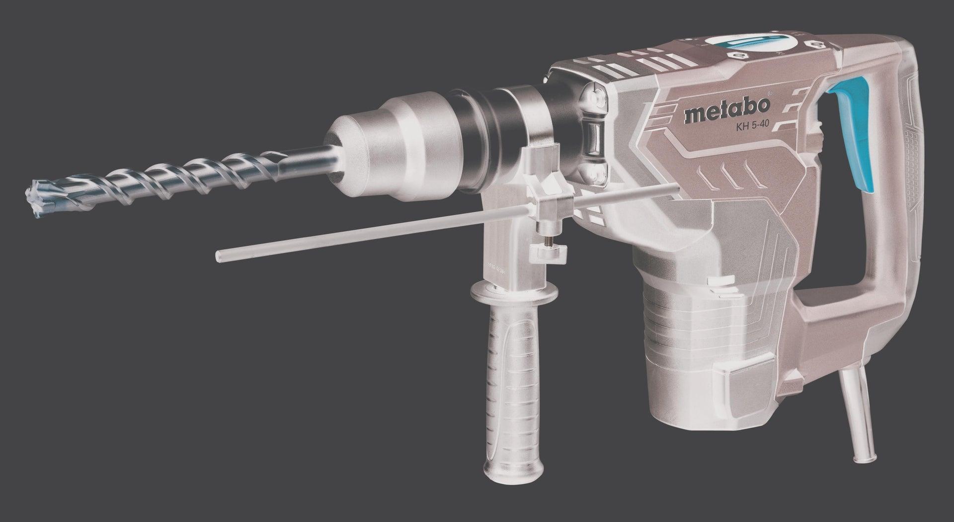 Martello combinato METABO KH 5-40 SDS Max 620 giri/min 1100 W - 5