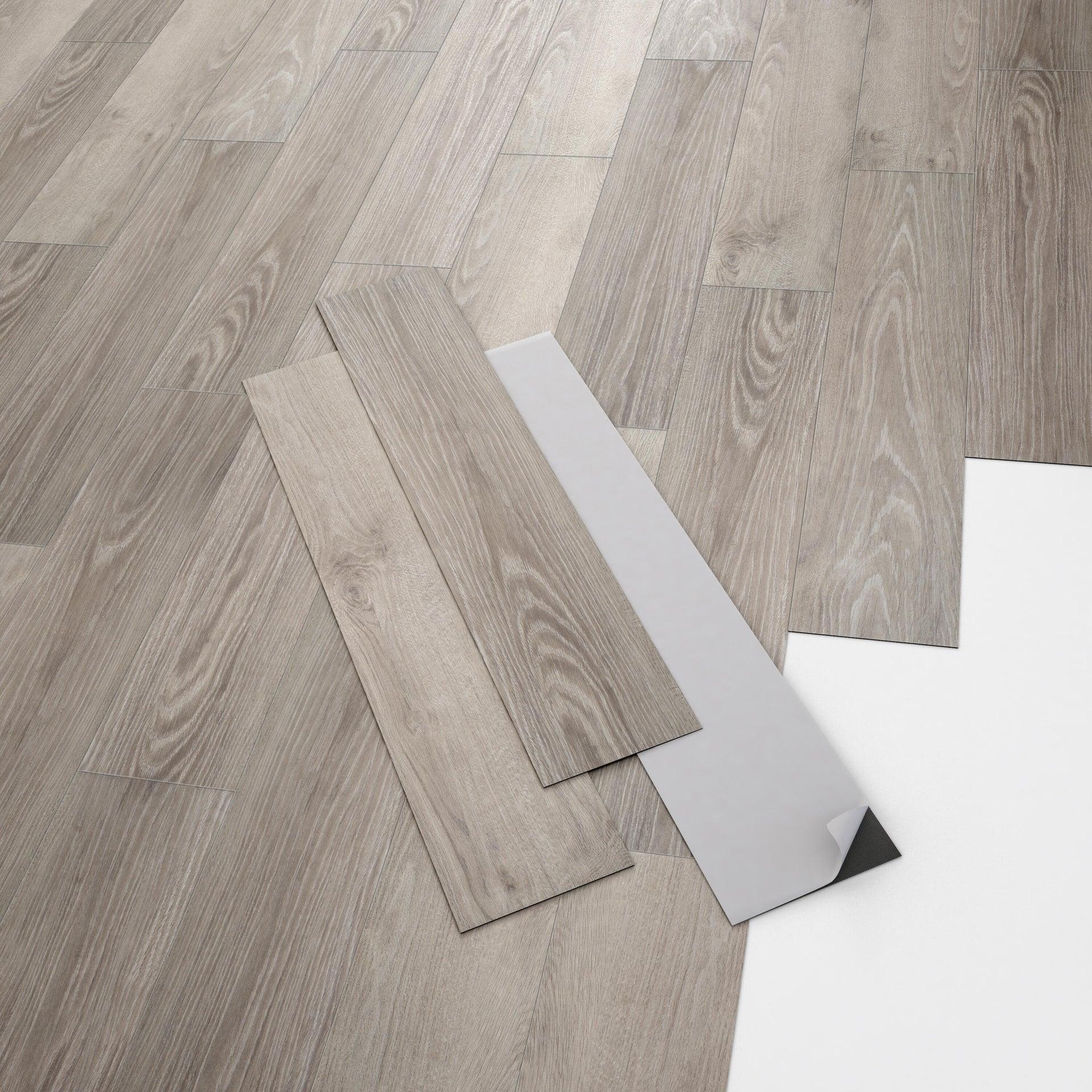 Pavimento PVC adesivo Senso Clublight Sp 2.5 mm beige - 5