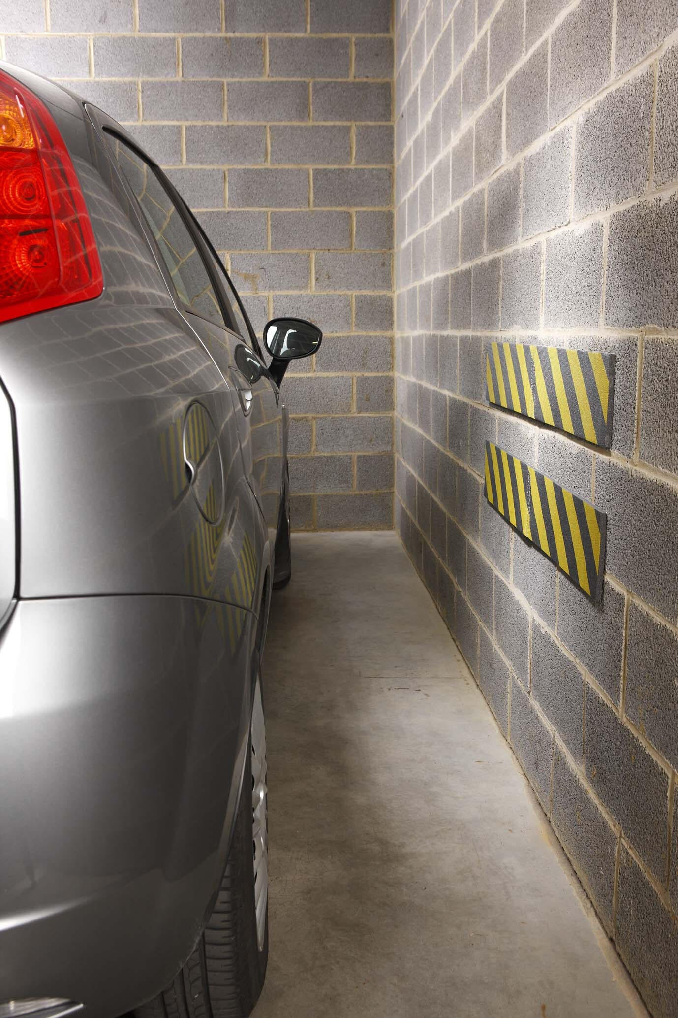 Protezione per garage in poliuretano L 100 x H 15 cm multicolore - 7