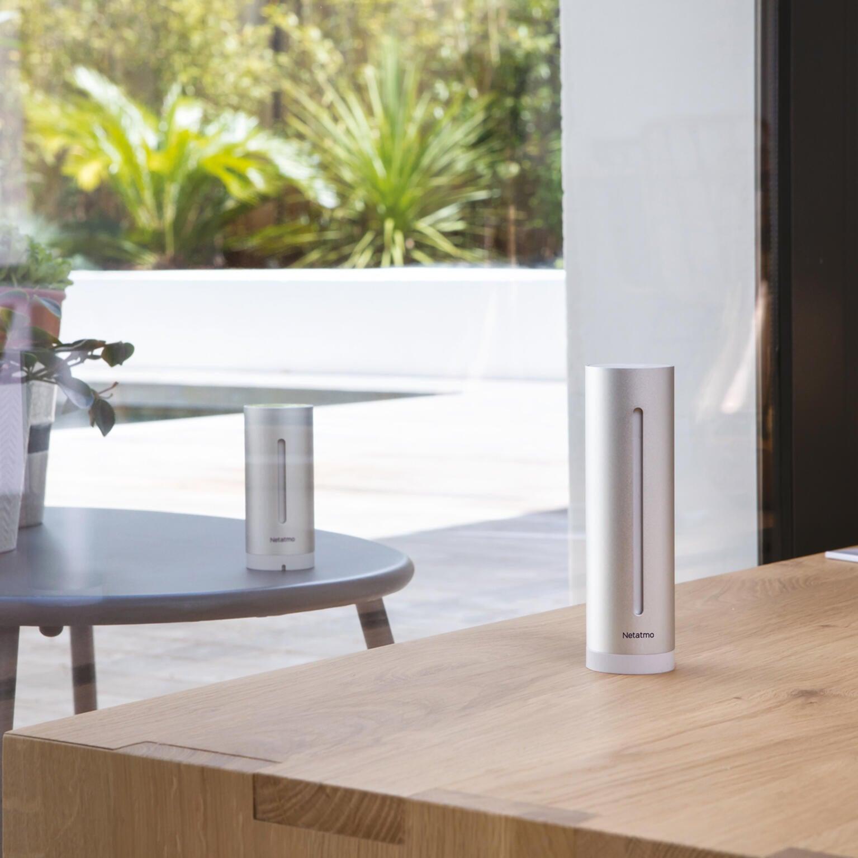 Misurazione della qualità dell'aria all'interno NETATMO Ink001 indoor - 9