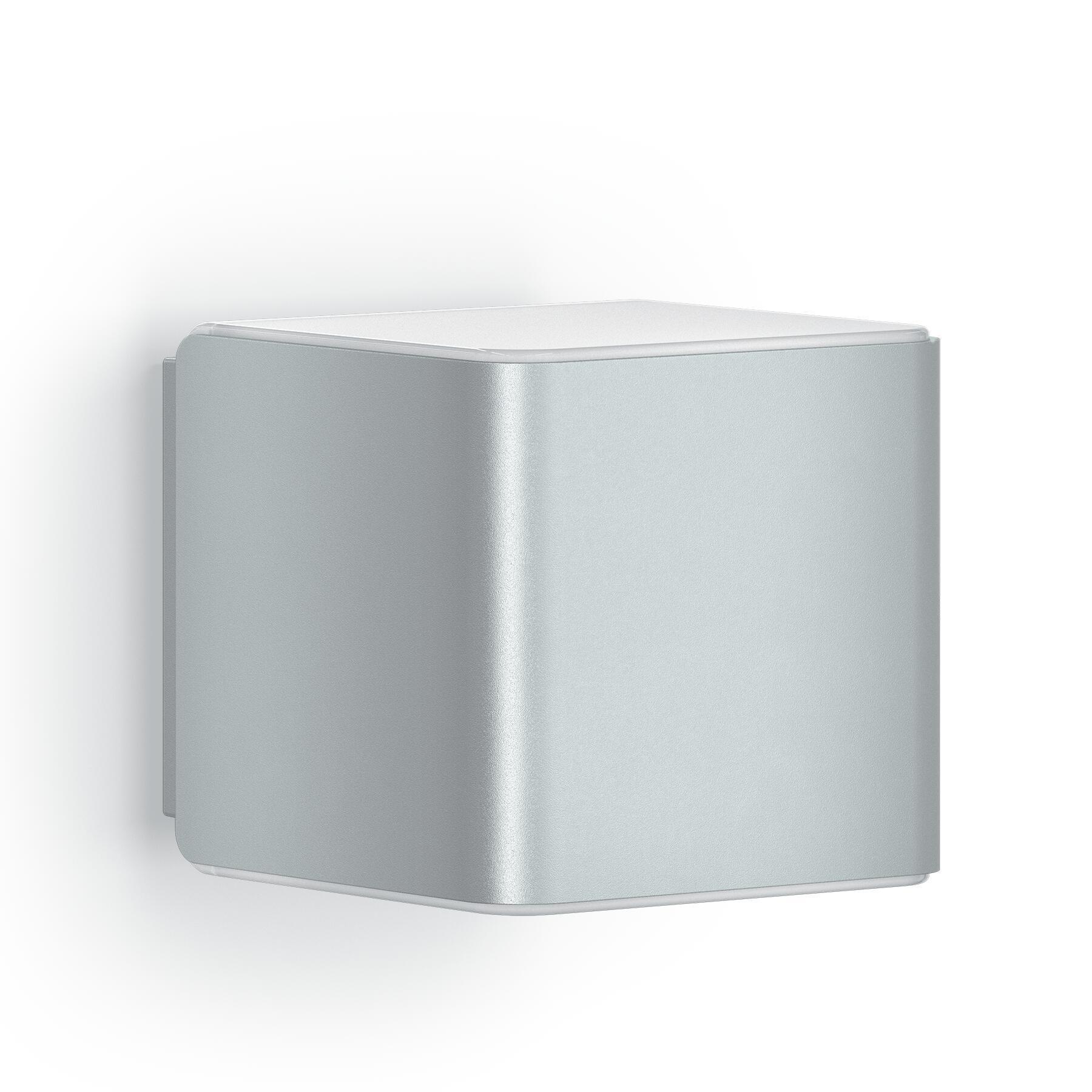 Applique L 840 LED integrato con sensore di movimento, grigio, 9.5W 305LM IP44 STEINEL - 2