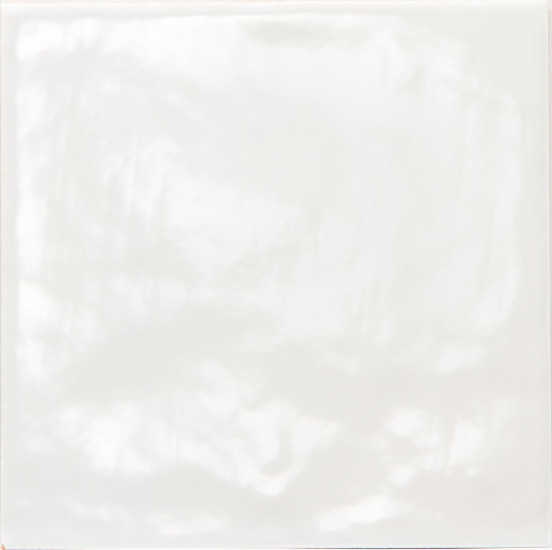 Piastrella per rivestimenti Patine 15 x 15 cm sp. 7 mm bianco - 4