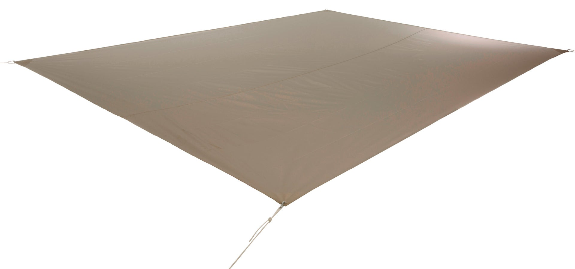 Vela ombreggiante Shade rettangolare tortora 300 x 400 cm - 8