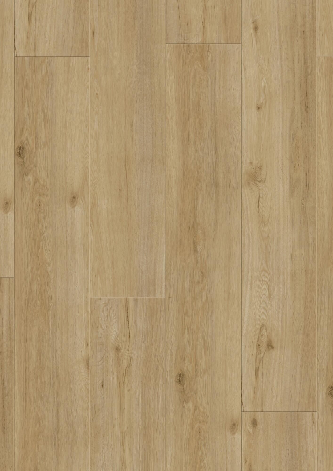 Pavimento PVC flottante clic+ Senso Premium Columbia Sp 4.5 mm giallo / dorato - 6