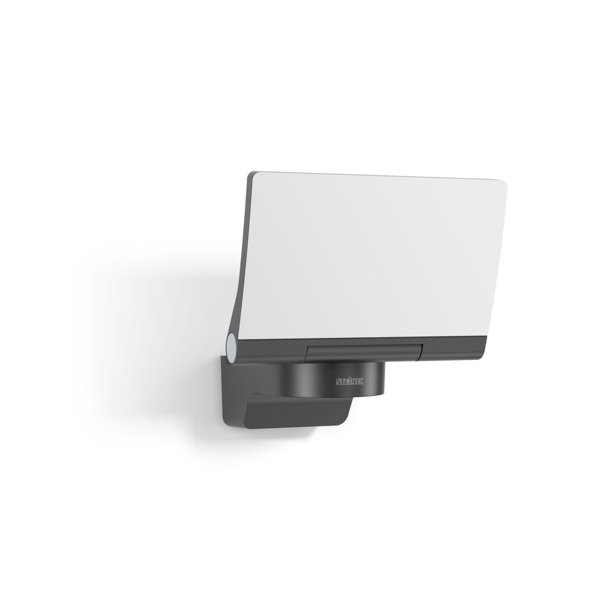 Proiettore LED integrato Xled home 2 sl in plastica, nero, 13W 1184LM IP44 STEINEL - 4