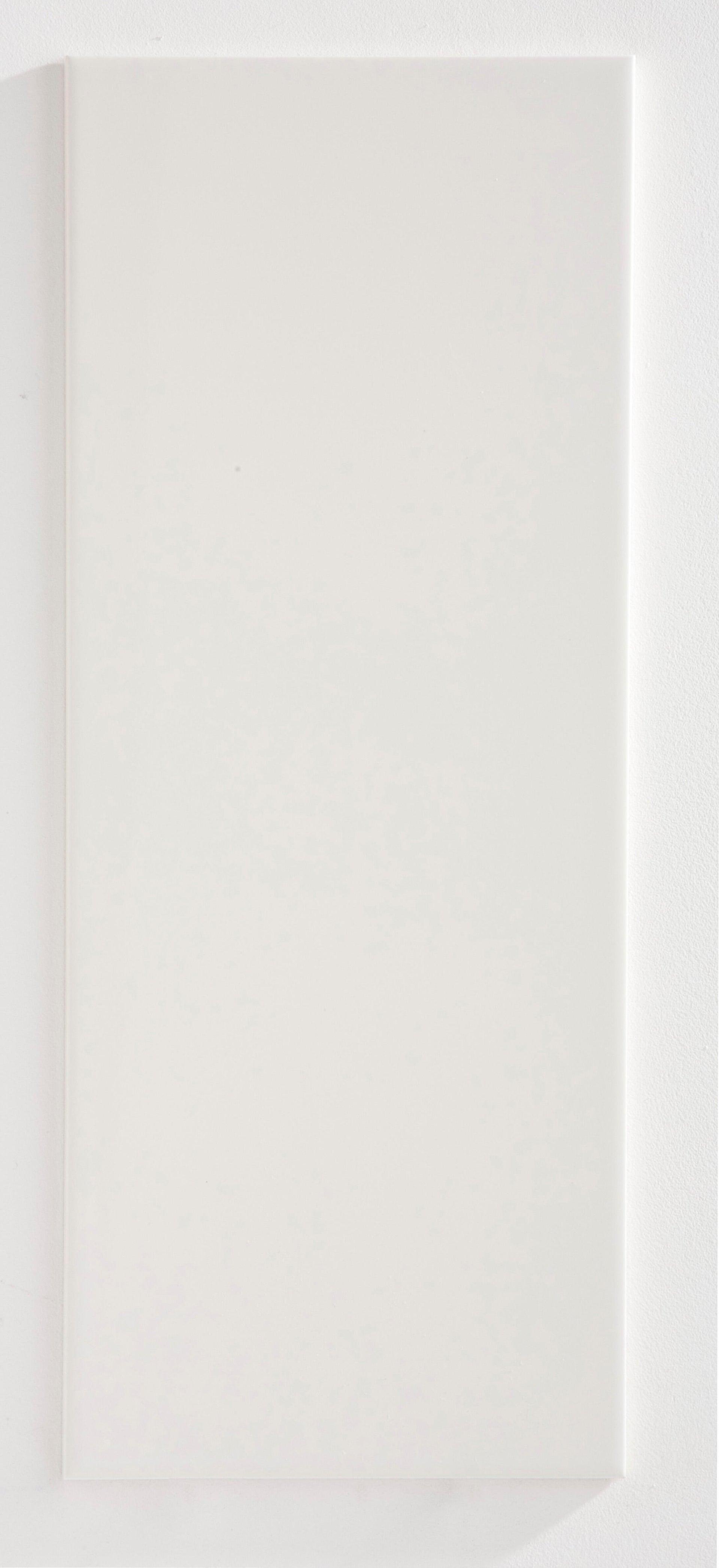 Piastrella per rivestimenti Loft 20 x 50.2 cm sp. 9 mm bianco - 7