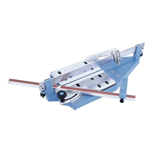 Tagliapiastrelle manuale SIGMA , lunghezza max taglio 750 mm - 1