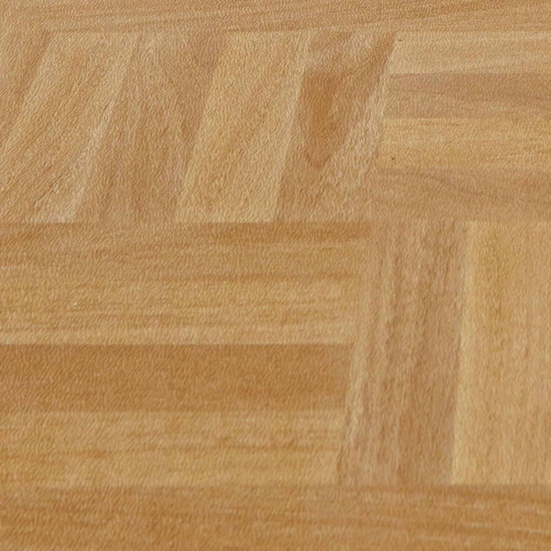 Pavimento PVC adesivo Dugan Sp 1.2 mm giallo / dorato - 2