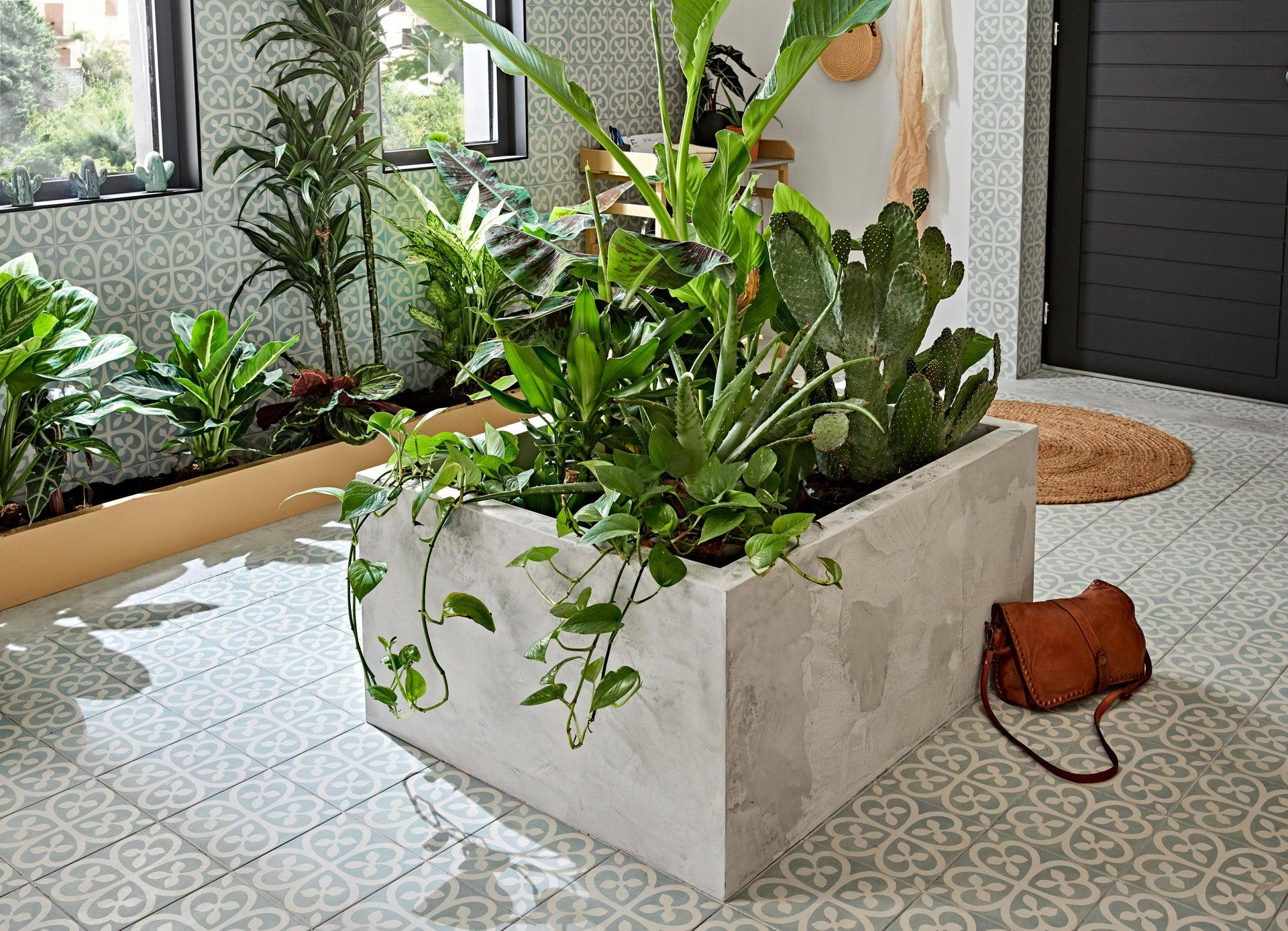 Piastrella Villandry 20 x 20 cm sp. 8.2 mm PEI 4/5 verde - 16