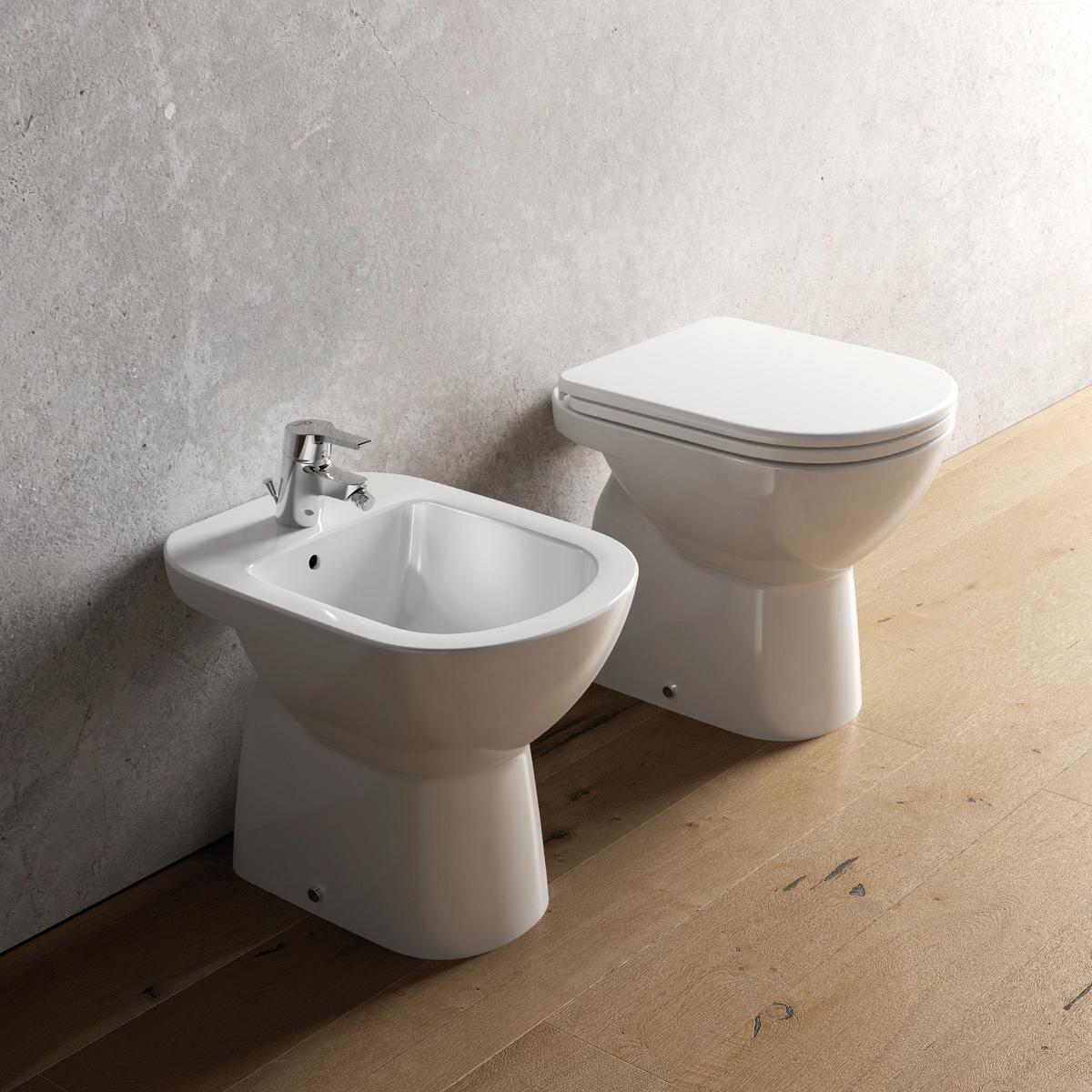 Vaso wc a pavimento suite IDEAL STANDARD - 3