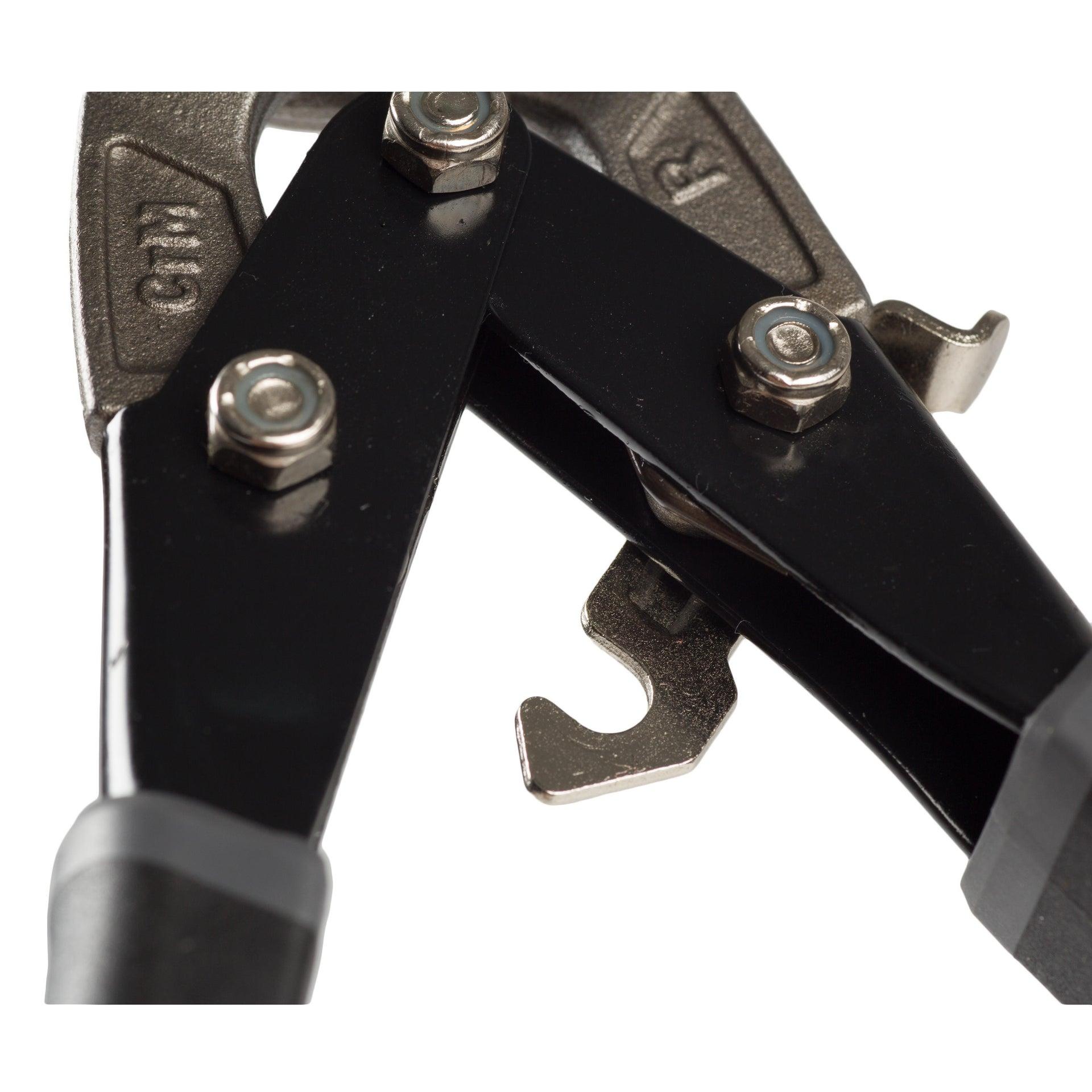 Cesoia per lamiera DEXTER PRO taglio a destra 250 mm - 4