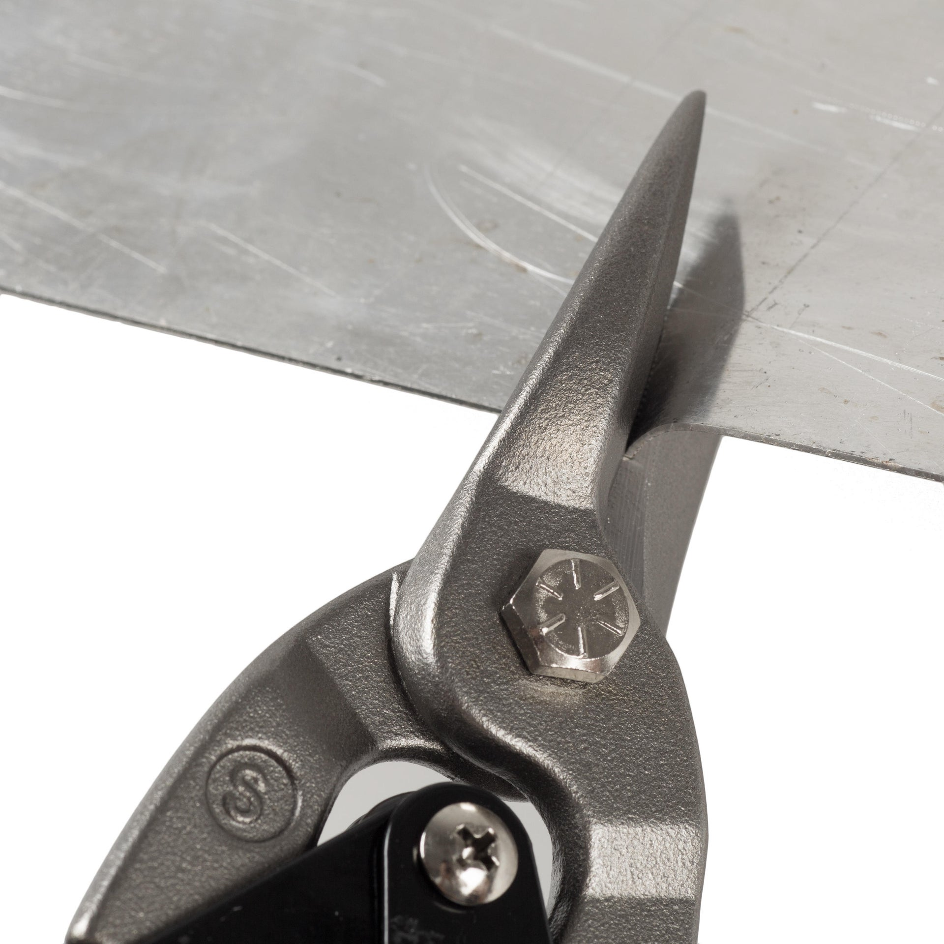 Cesoia per lamiera DEXTER taglio frontale 250 mm - 4