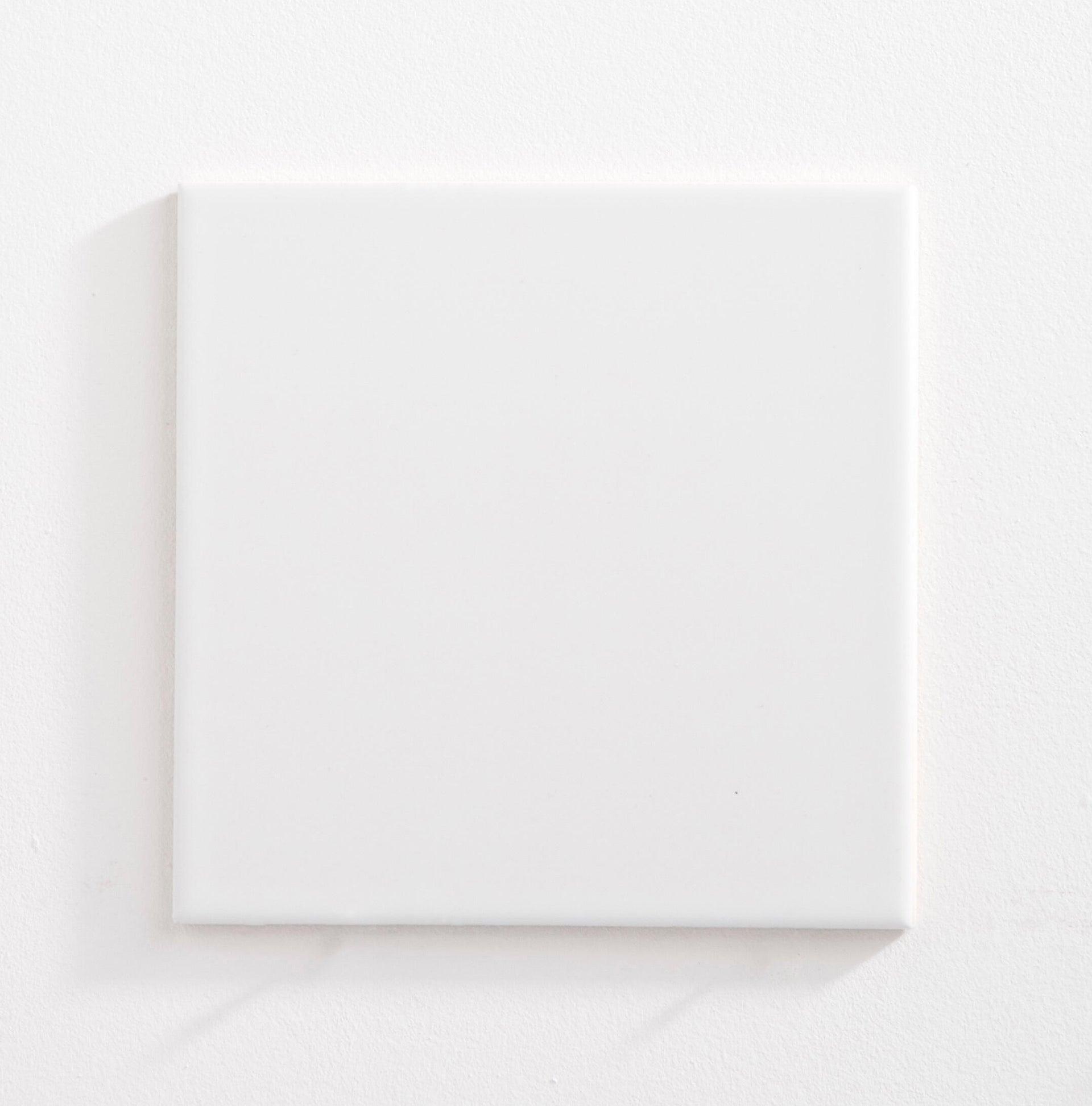 Piastrella per rivestimenti Brillant 15 x 15 cm sp. 6.5 mm bianco - 9