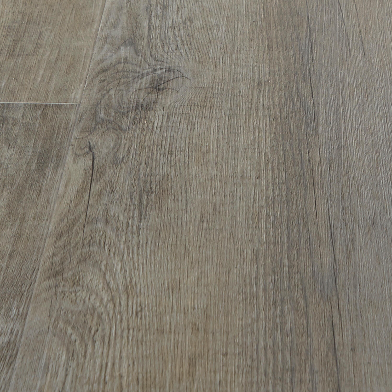 Pavimento PVC flottante clic+ Pecan Sp 4.5 mm grigio / argento - 5