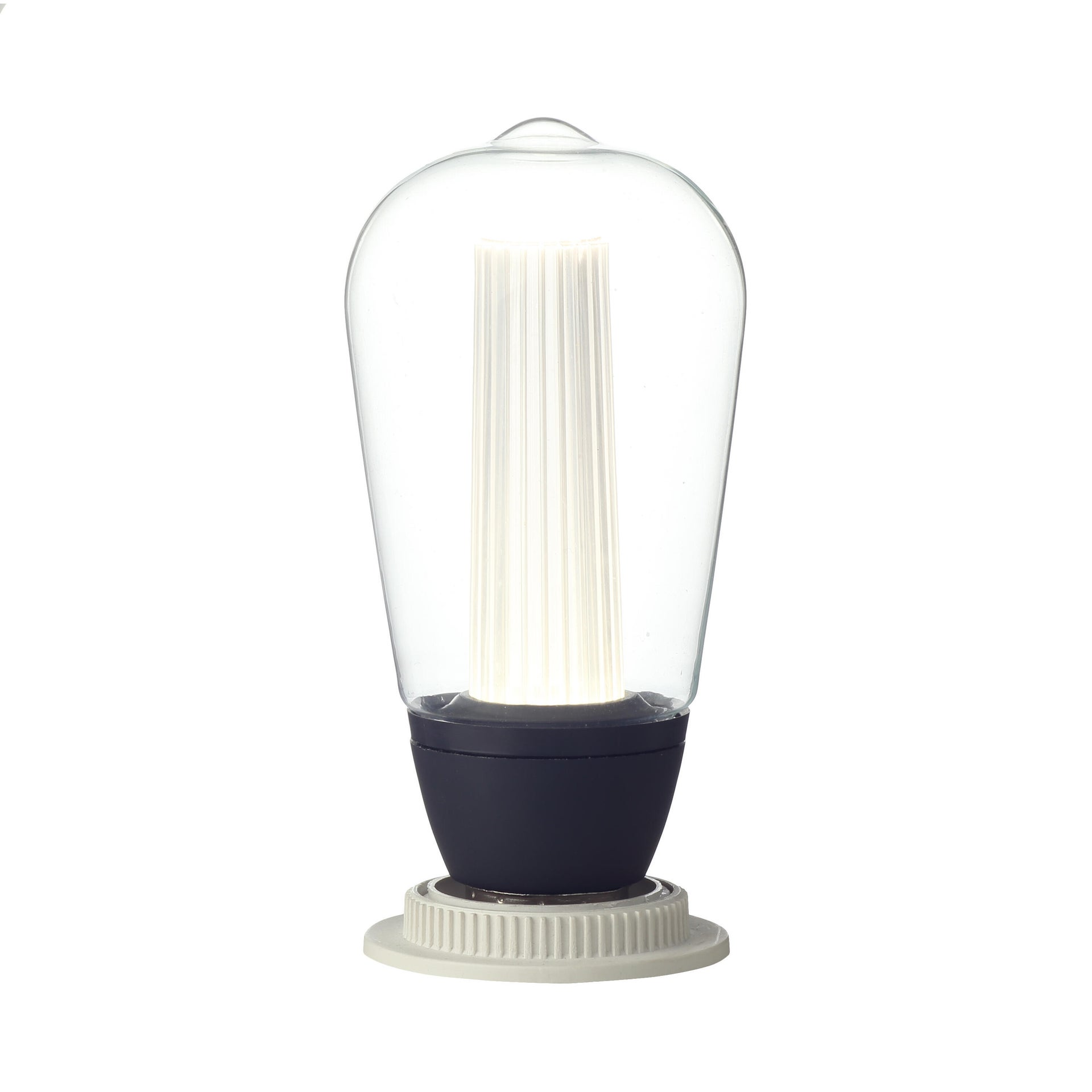 Lampadina LED, E27, Goccia, Trasparente, CCT, 6W=470LM (equiv 40 W), 150° , LEXMAN - 7
