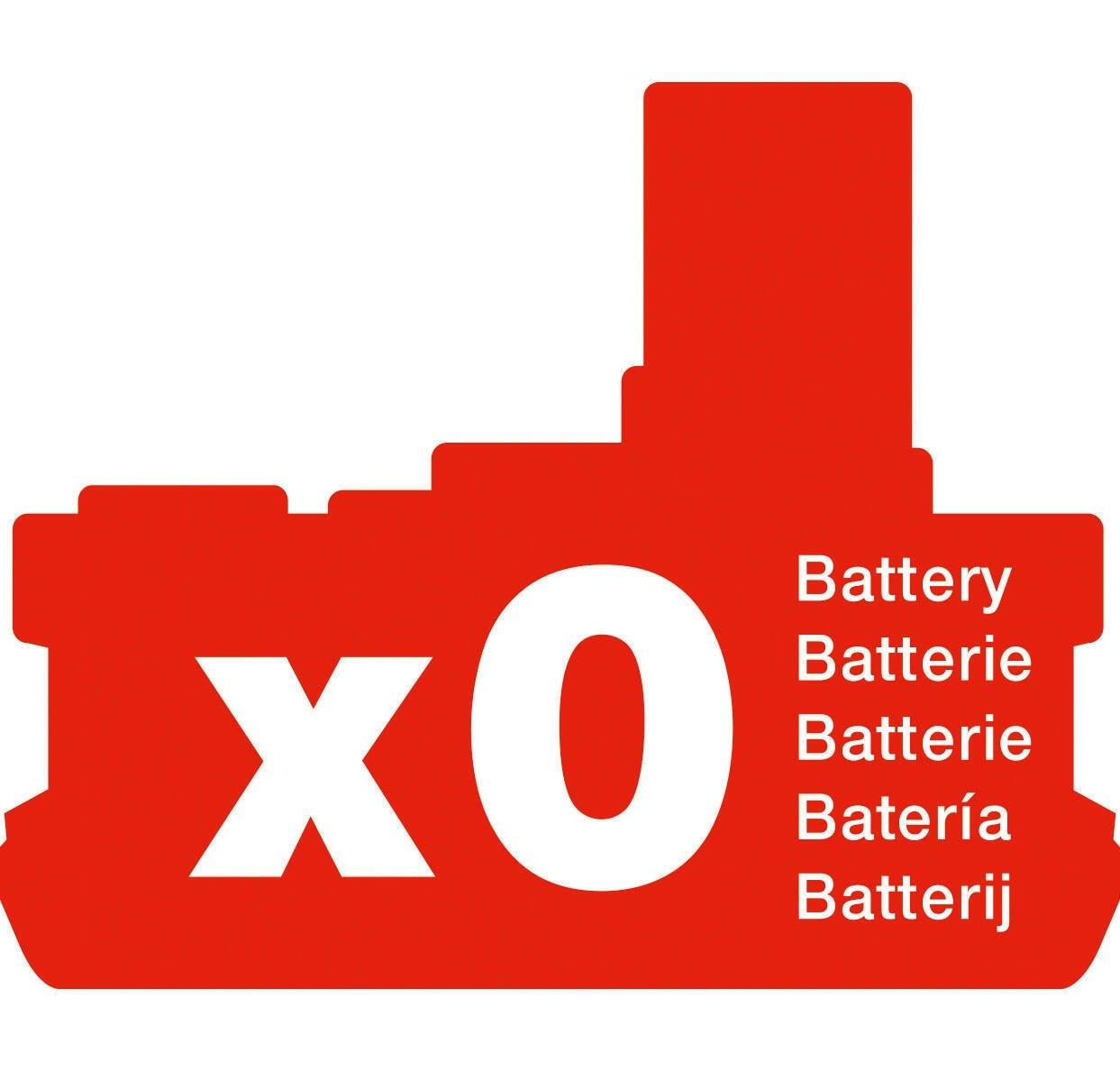 Sega a gattuccio a batteria litio (li-ion) RYOBI RRS1801M , 18 V, senza batteria - 3