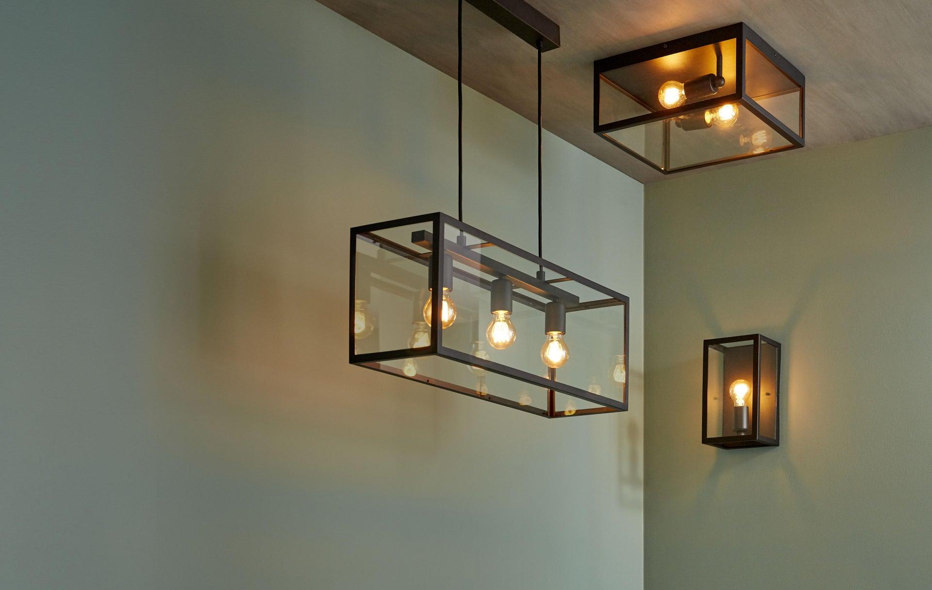Lampadina LED filamento, E27, Goccia, Trasparente, Luce calda, 6W=806LM (equiv 60 W), 360° , LEXMAN - 4
