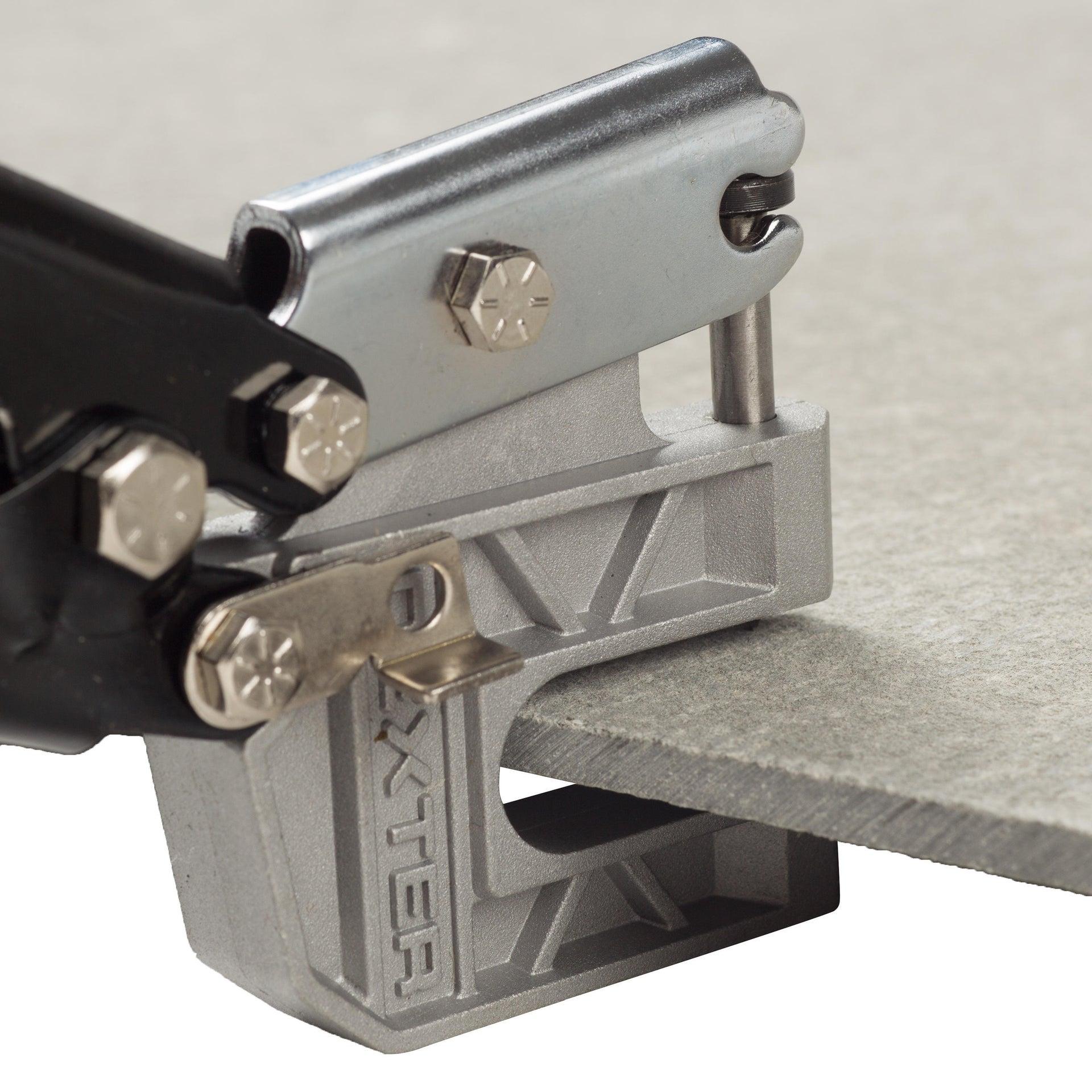 Crimpatrice DEXTER in acciaio L 250 mm - 4