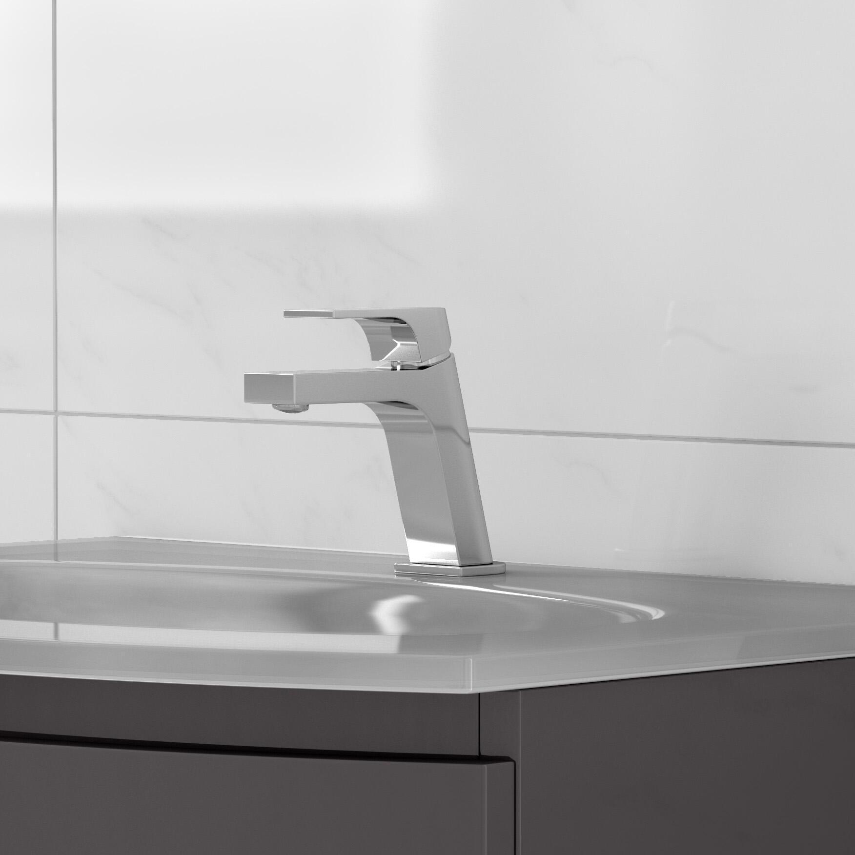 Mobile bagno Vague antracite L 104 cm - 3