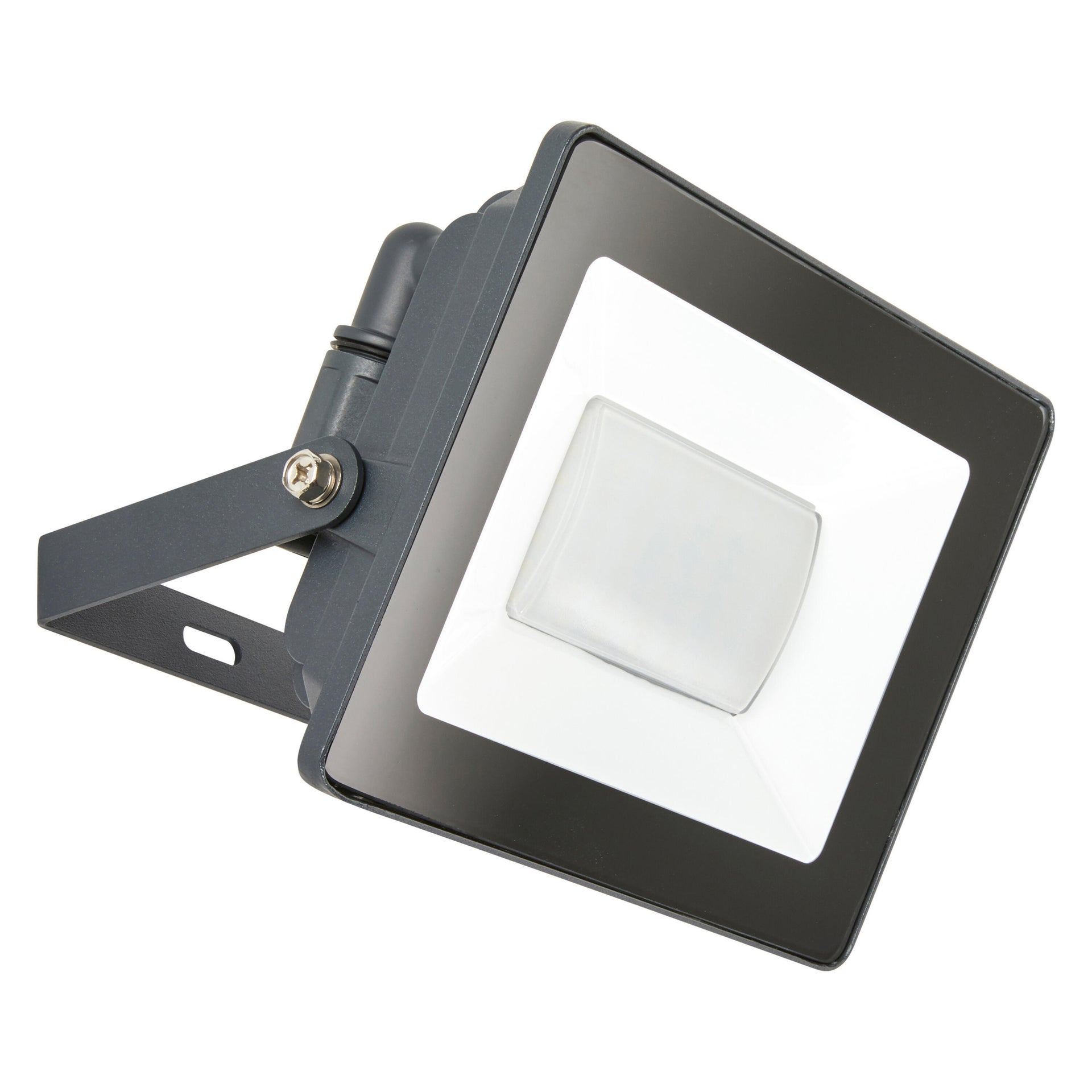 Proiettore LED integrato Yonkers in alluminio, antracite, 50W IP65 INSPIRE - 6