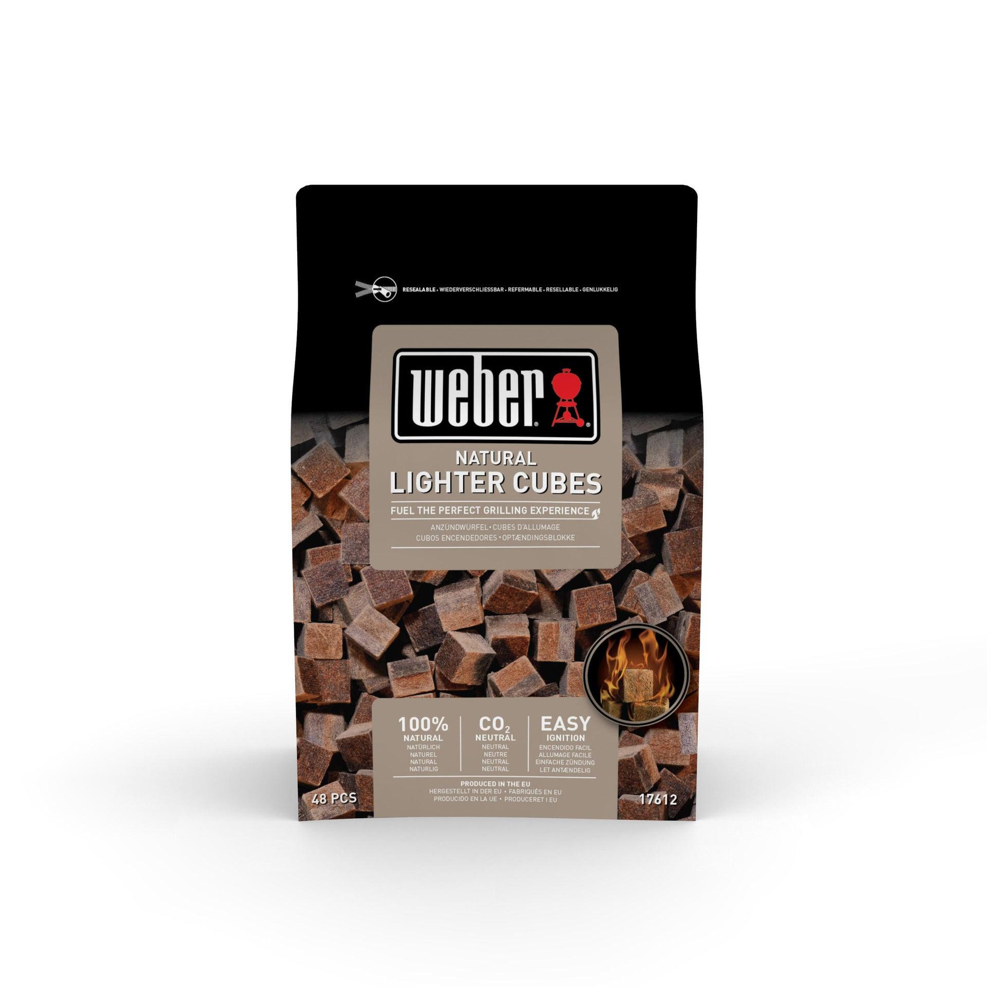 Cubetti di accensione WEBER 48 pezzi - 2