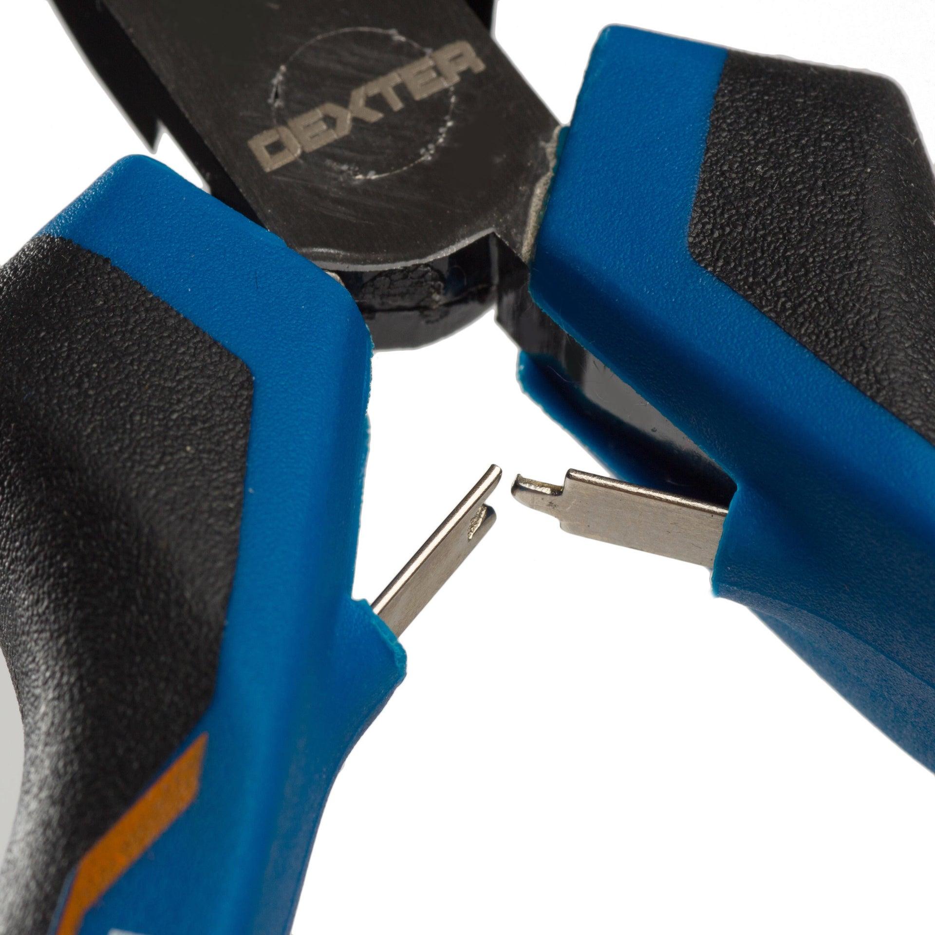 Set di pinze DEXTER in acciaio cromo vanadio 6 pezzi - 19