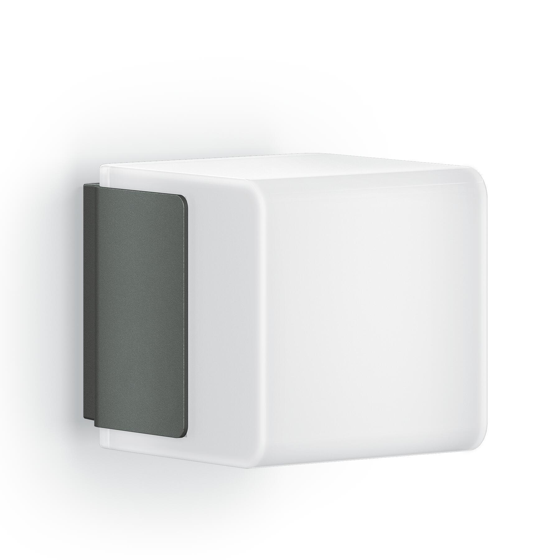 Applique L 835 LED integrato con sensore di movimento, antracite, 9.5W 586LM IP44 STEINEL - 4